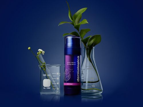 Phyto-Nature Fiming Serum with Glass Tubes