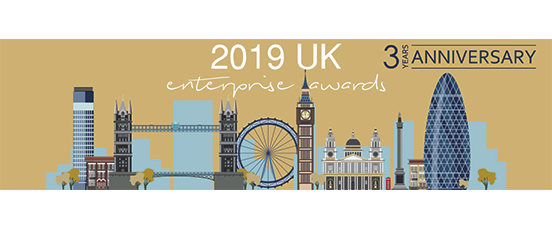 Winner of the 2019 Enterprise Awards