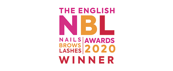 Winner of the Nails, Brows and Lashes Award