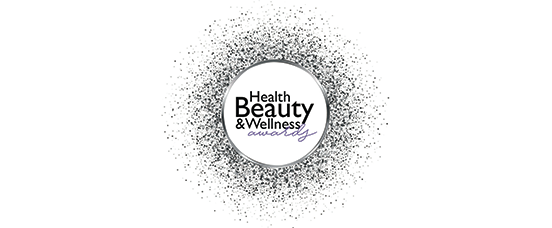 Winner of the Health, Beauty and Wellness Awards