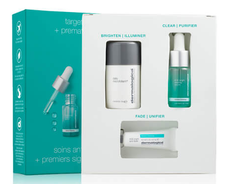 Image of what is inside the Active Clearing Skin Kit