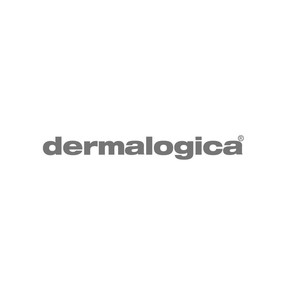 Grey image of Dermalogica logo